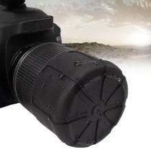 Camera Lens Cap Holder Cover Camera Silicone Lens Sleeve For Canon Nikon Cap Cover Lens Cap