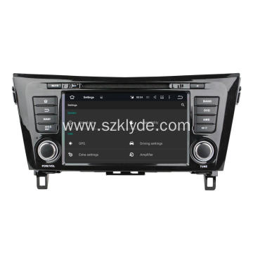 8 Inch Android 6.0 For Nissan X-Trail 2014