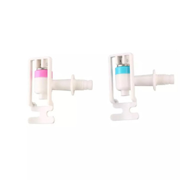 Replacement Cooler Faucet White Water Dispenser Tap Set