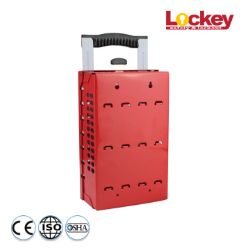 Group Lockout Steel Plate Group Safety Lockout