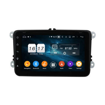 Android system car dvd radio for Golf CC