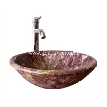 Durable Marble Vessel Sink Vanity Top