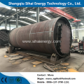 Environmental Waste Tire Recycle Plant