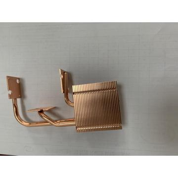 OEM Copper Skived Fin Heat Sink