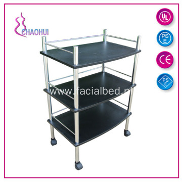 Three Drawers Beauty Trolley Case Distributer