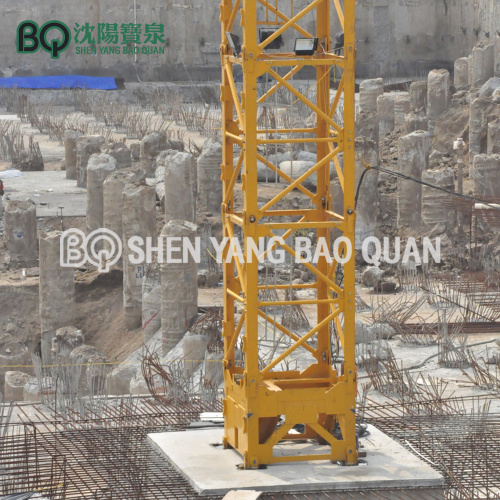 BQ GHP6520-12 12Ton Topless Tower Crane
