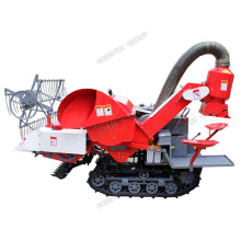 Rice Harvester Machine Small Paddy Combine Harvester 4LZ-0.8
