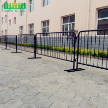 Hot Sale Galvanized steel Crowd Control Barrier Fence