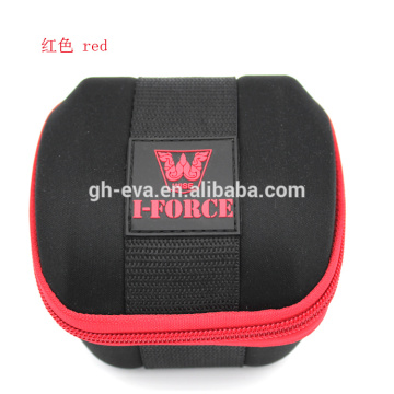 Custom colorful shockproof eva watch carrying case with foam insert