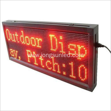 Led Moving Message Text Signs Display