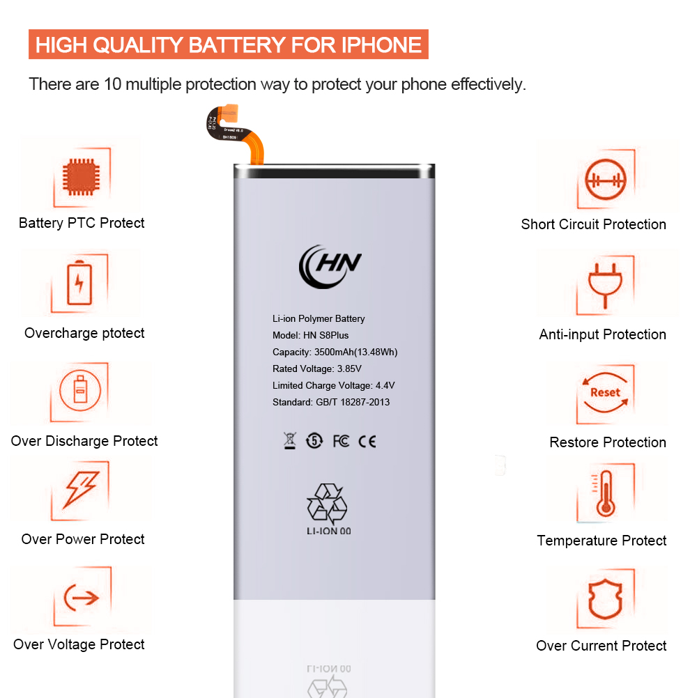 samsung galaxy s8plus battery