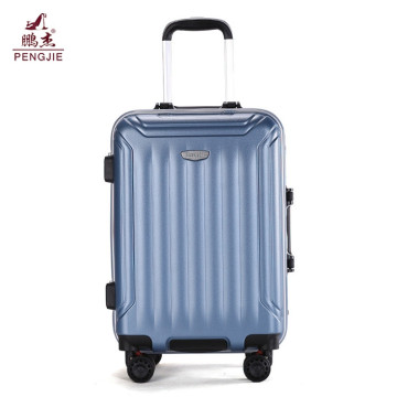 Promotion ABS+PC travel trolley luggage
