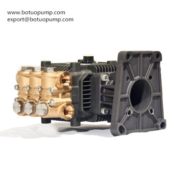 18L mass flow triplex plunger pump