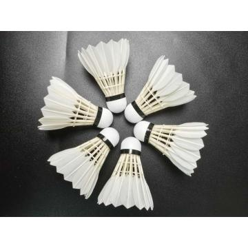Factory Wholesale OEM Level4 Goose Feather Badminton