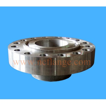 RTJ Weld Neck Flanges