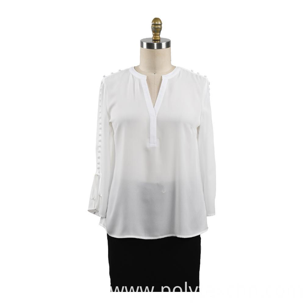 Blouse Ladies Shirt