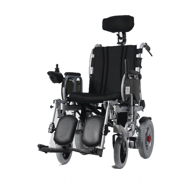 Multi-functionalelectric wheelchair for the disabled