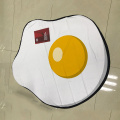 healthy microfiber round beach towel cotton