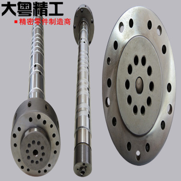 Hardened Precision Grinding 420 Stainless Steel Shafting