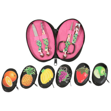 Beauty Shaped 4pcs Manicure Set