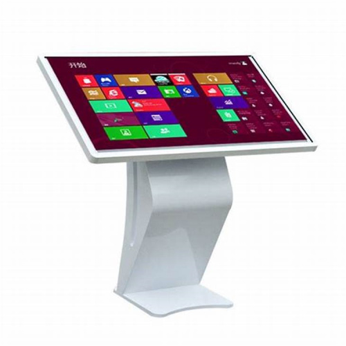 Hospital guidance service terminal touch screen monitor