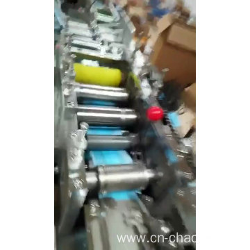 Semi-Automatic Respirator Mask Making Machine