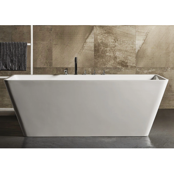 Modern Style Square Freestanding Acrylic Bathtubs
