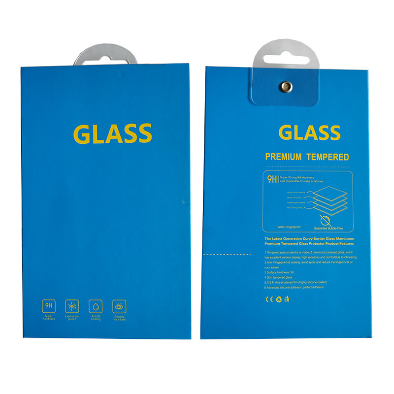 the protective glass film color box