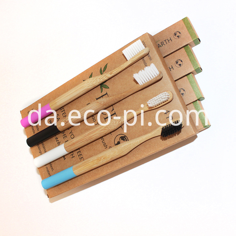 Ecofriendly Bamboo Toothbrush
