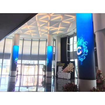 indoor flexible led display screen