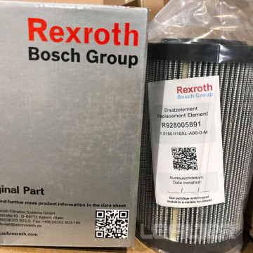 Replace REXROTH Oil Filter 2.0630H10XL-A00-0-M
