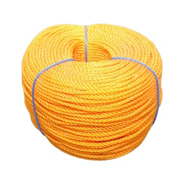 Durable factory price twisted pp nylon Packing ropes