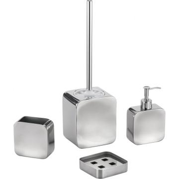 fashion  Stainless Steel Bathroom Accessory Set