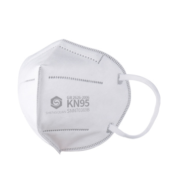Approved KN95 Protective Masks Filter Protection