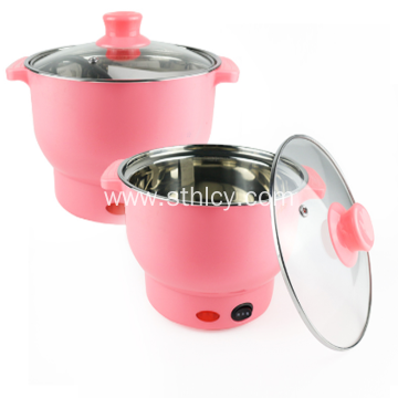 Home Cooking Stainless Steel Hot Pot