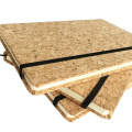 Eco-friendly Portugal Natural Cork Leather for Menu Cover