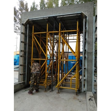 Tunnel Formwork Trolley Utility Tunnel Formwork