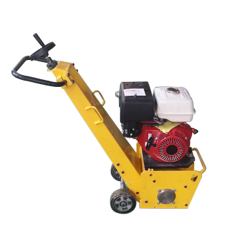 Gasoline motor asphalt scarifying machine price