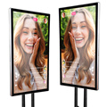 Mobile live broadcast display lcd touch screen