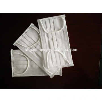 Foldable Medical Surgical Face Mask Making Machine