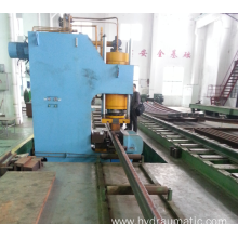 400T C-Type Hydraulic Straightener