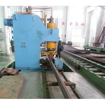 630Tons Servo Hydraulic straightening machine