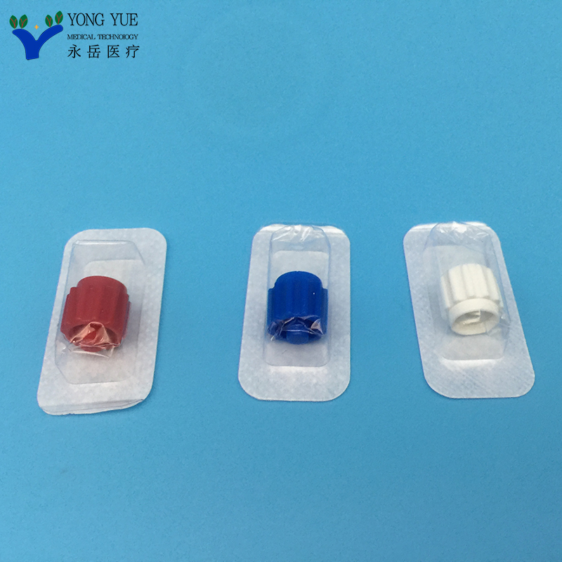 Luer Cap Blister Package