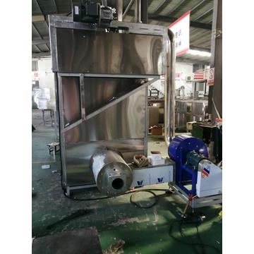 Pet dog pellet food processing extruder machine