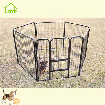 Outdoor heavy dog fence training playpen