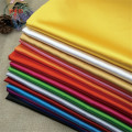 Custom plain satin fabric printing