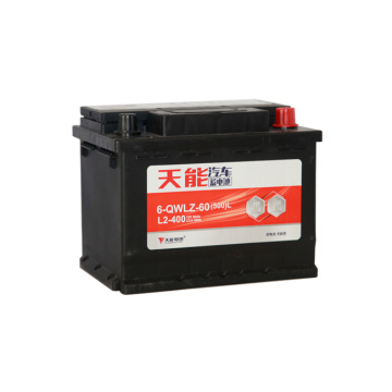 Starting lead acid battery