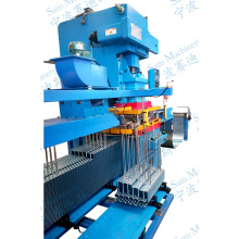 Fin Press Line C type 45 tons capacity in Acrex India 2019