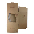 Brown Moving Corrugated carton shipping boxes for Mail