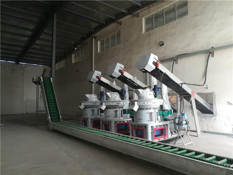 YULONG brand Wood pellet press machine